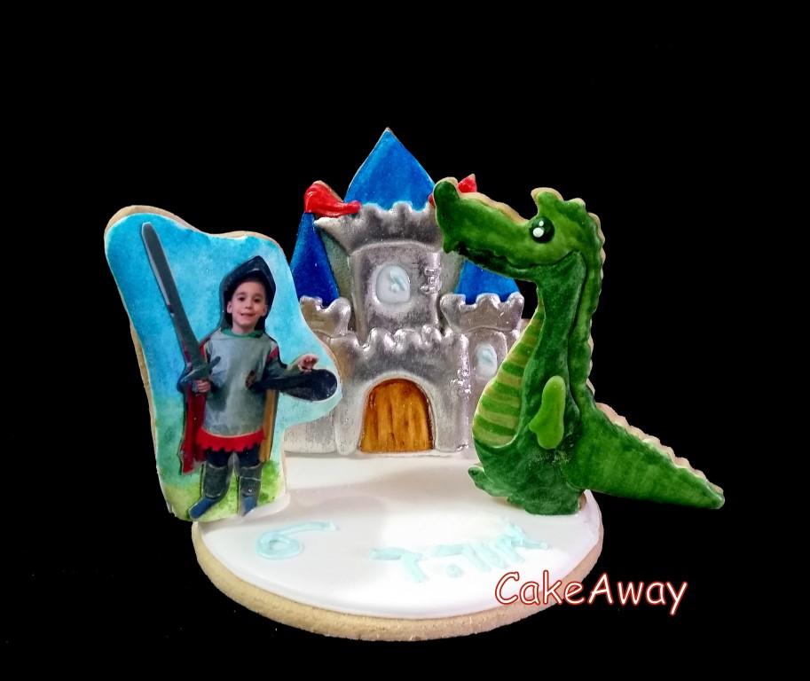 dragonand castle