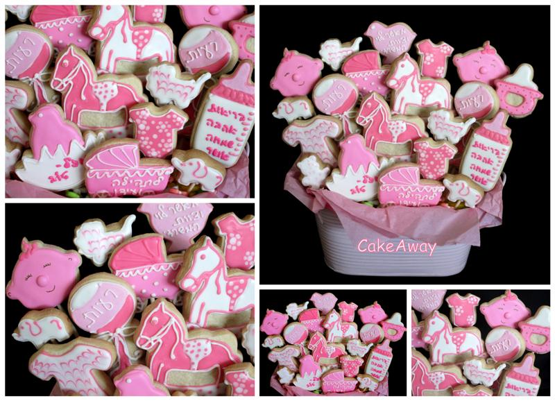 cookies for baby girl