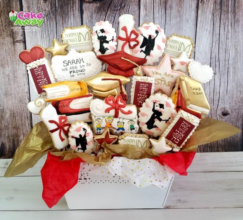 graduation cookies sarah