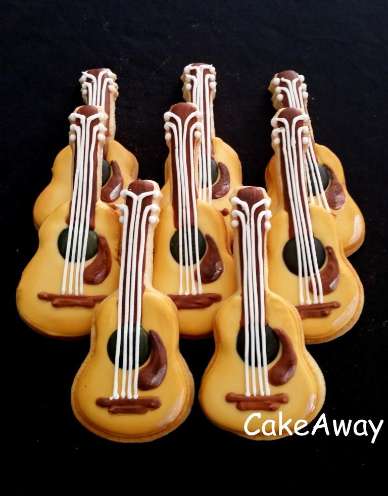 עוגיות גיטרה