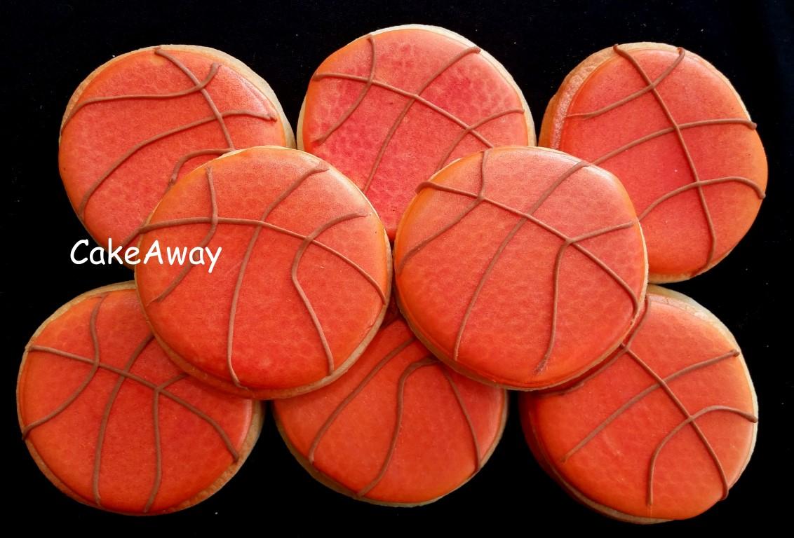 עוגיות כדורסל