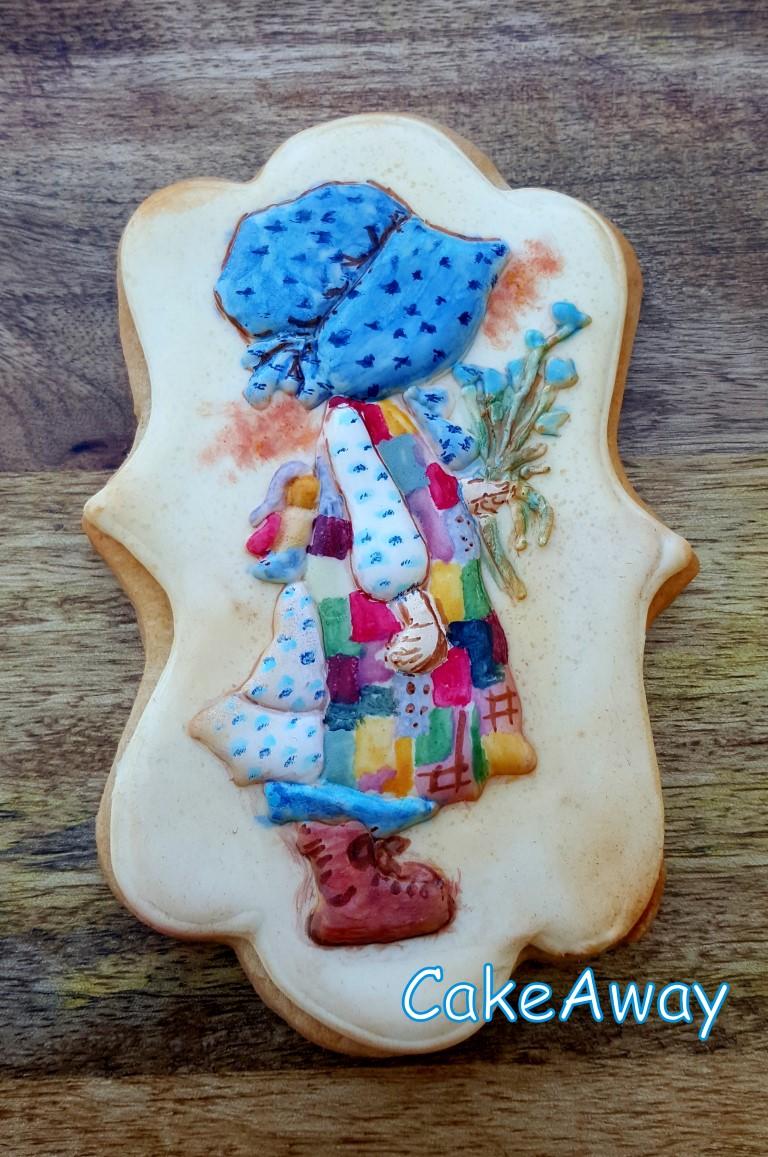 Holly Hobbie cookie