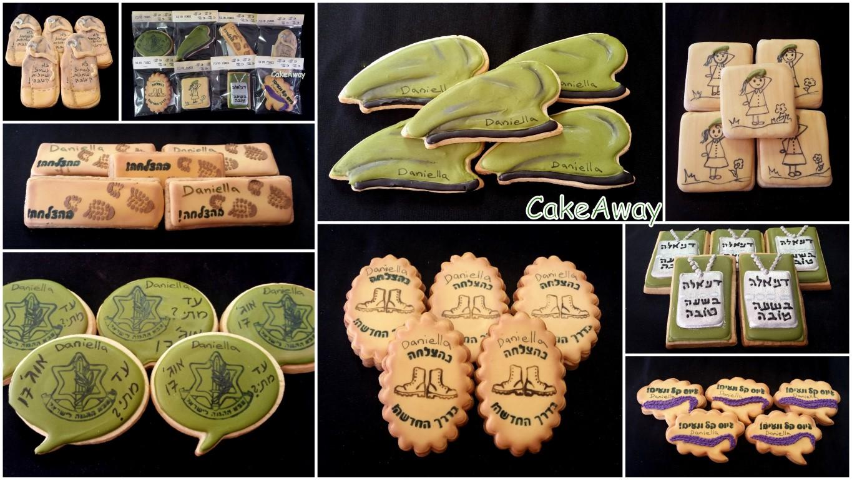 army cookies- Daniella