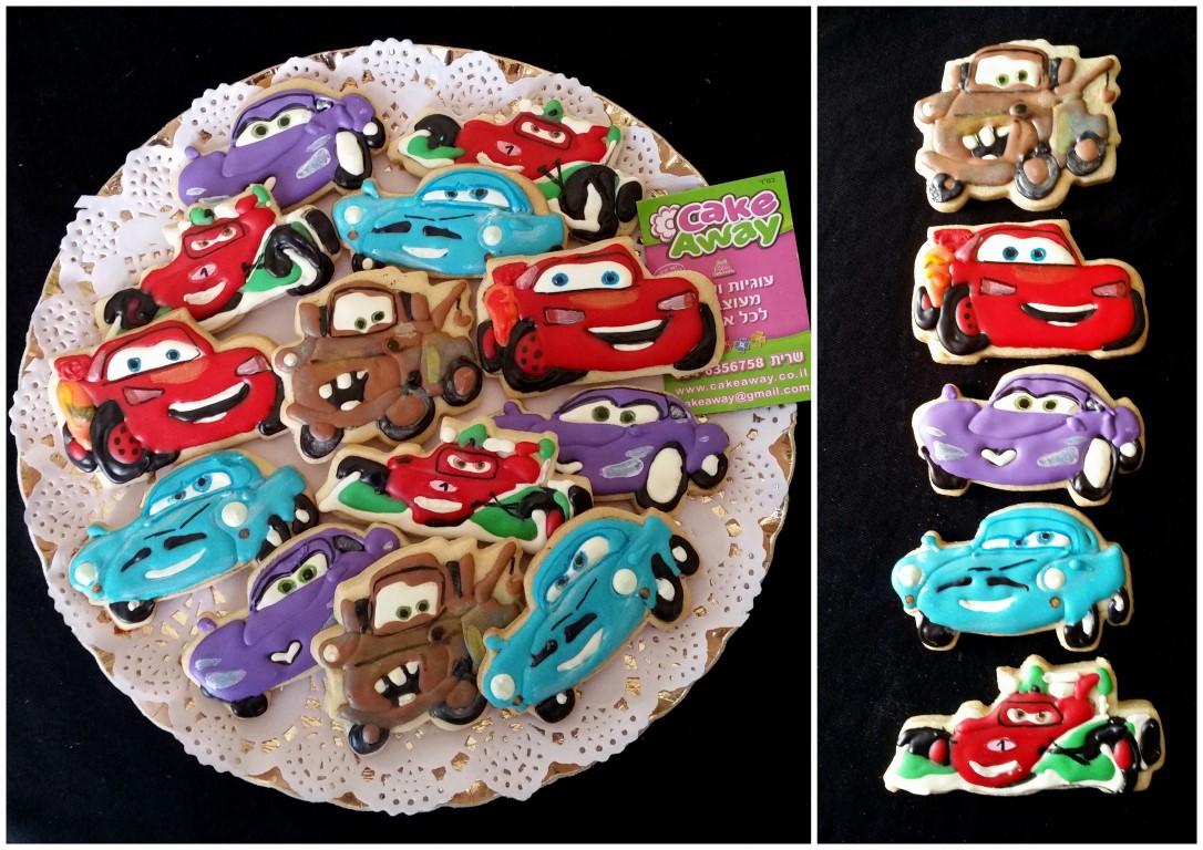 cars 2 cookies