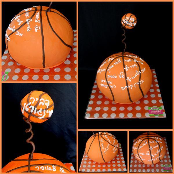 1basketball team cake