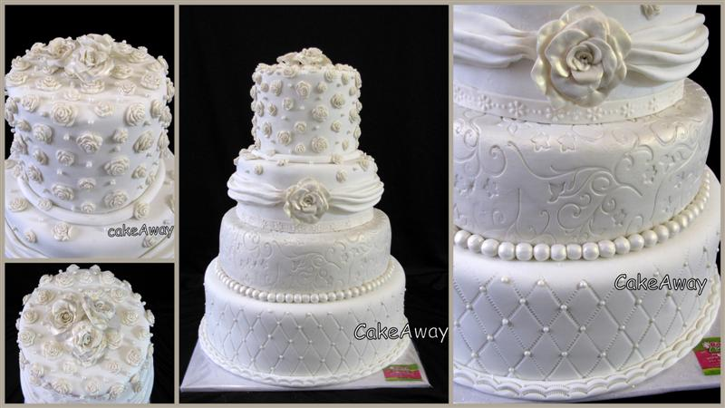 wedding cake miri